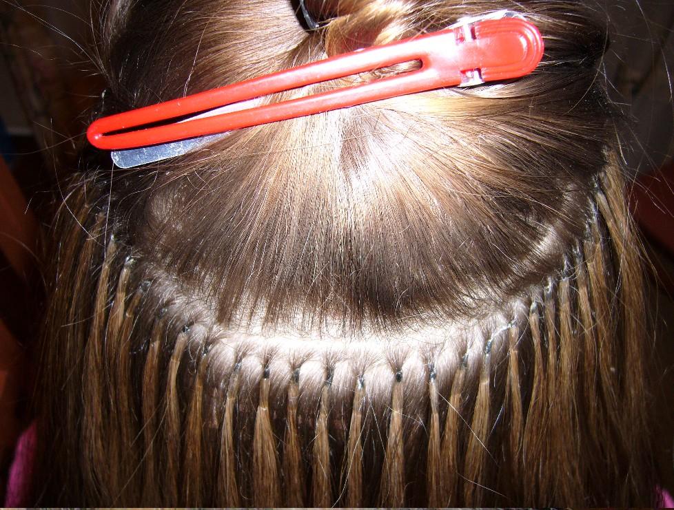 Наращивании волос в магадане